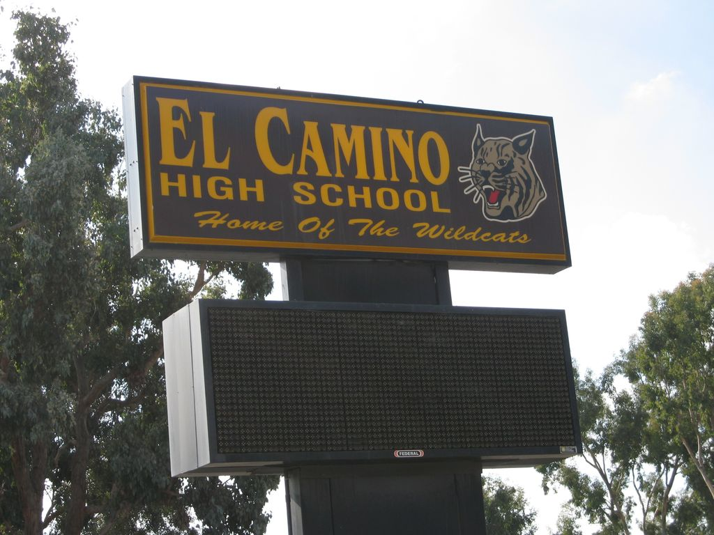 Image result for El Camino High School